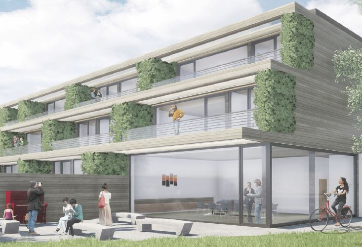 Wohnungen in München Riem - Baugemeinschaft StadtNatur